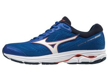ac452b6a589b Mizuno Wave Rider 22 Men's Shoes Nautical Blue/Cherry