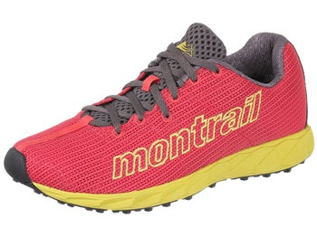 Montrail Rogue Fly Womens Shoes Poppy Red/Moray