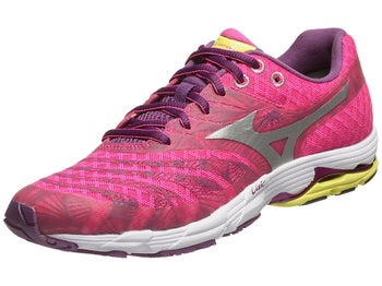 Mizuno Wave Sayonara Womens Shoes Electric/Silv/Pur