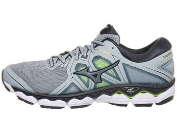 71aa1f1432db6 Mizuno Wave Sky 2 Men's Shoes Quarry/Stormy Weather
