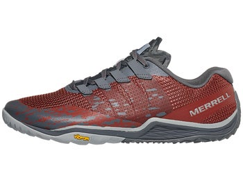 13df4e27a2 Merrell Trail Glove 5 Men's Shoes Burnt Henna