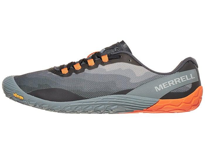 new specials street price retro Merrell Vapor Glove 4 Men's Shoes Granite/Exuberance