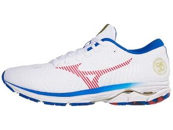 eaf29c8c Mizuno Rider WaveKnit R2 Men's Shoes Peachtree 50th