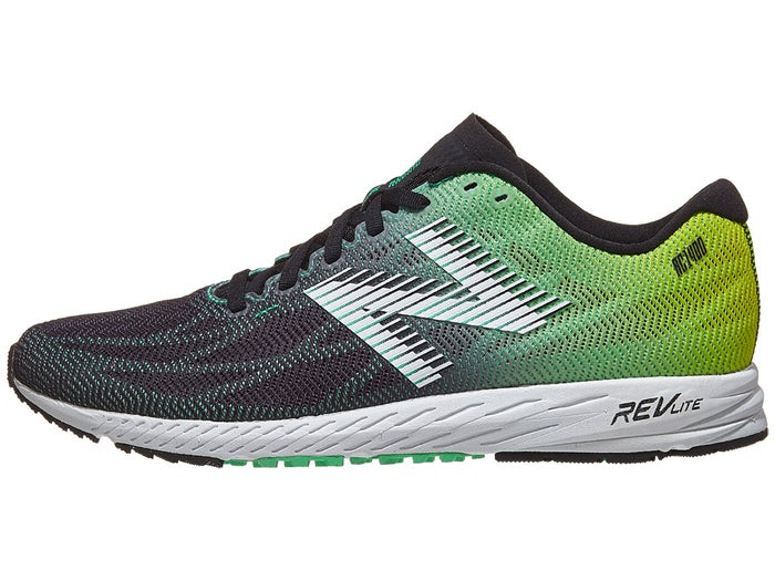 pretty nice 6739a 6ed49 New Balance 1400 v6 Men's Shoes Black/Neon/Hi-Lite