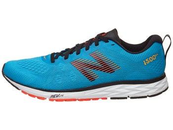 7654d779092 New Balance 1500 v4 Men s Shoes Blue Black Flame