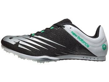 307466181fe3 New Balance MD500 v6 Men's Spikes Black/White