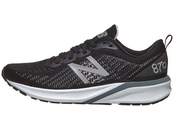 New Balance 870 v5 Women's Shoes Black/White/Pink