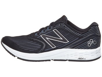 reputable site 02b36 d5cbe New Balance 890 v6 Men s Shoes Black Thunder White