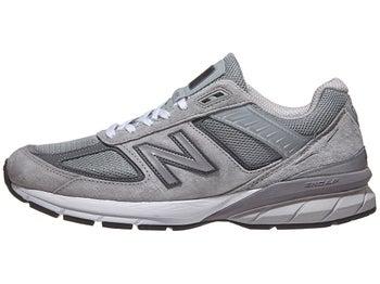 huge discount 79894 46eaf New Balance 990 v5 Men's Shoes Grey/Castlerock