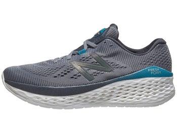 09013c71f51 New Balance Fresh Foam More Men s Shoes Gunmetal Lead
