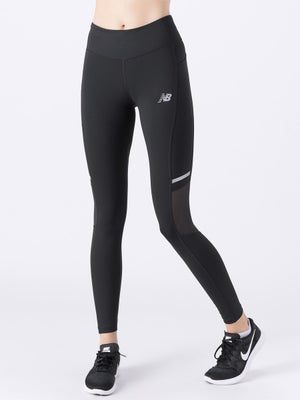 318e3fa452d New Balance Women's Core Impact Tight Black
