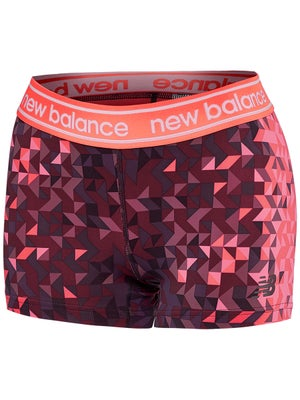 be9a3de5f6 New Balance Women's Accelerate Printed Hotshort