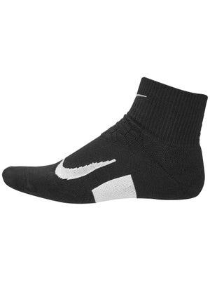 ec0a0b48f Nike Elite Cushion Quarter Running Sock