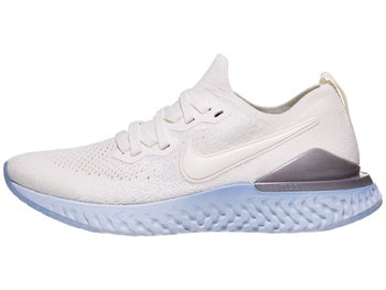 ee6b56ec5303b Nike Epic React Flyknit 2 Women s Shoes Sail Silver