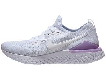 9fda608bd1c Nike Epic React Flyknit 2 Women s Shoes White Pink Foam