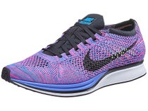 elige genuino tienda del reino unido Tienda online Nike Flyknit Racer Unisex Shoes Dark Grey/Black/Blue