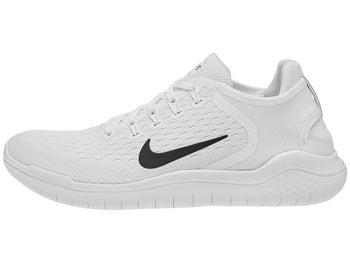 Nike Free RN 2018 Men s Shoes White Black 5547cc216