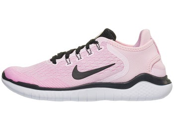 118b95281cc253 Nike Free RN 2018 Women s Shoes Pink Foam Black Whit
