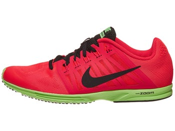 838b761048fcf Nike Zoom Speed Racer 6 Unisex Shoes Red Black Lime