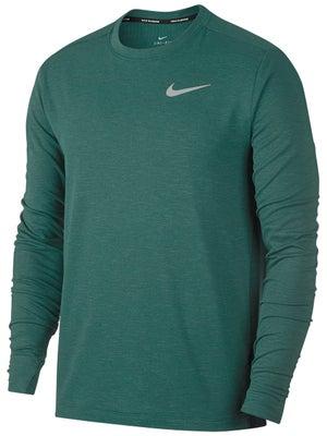 6a8926dd Nike Men's Sphere Element Long Sleeve Crew Top 2.0