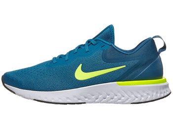 c97c7dee76a56 Nike Odyssey React Men s Shoes Green Abyss Volt Blue