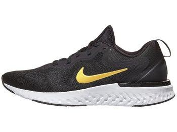 edc7a7c9bff41 Nike Odyssey React Women s Shoes Black Gold Grey
