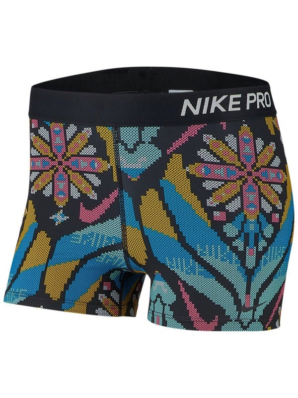 official images super cheap buying new Nike Women's Fall Pro Femme Print 3