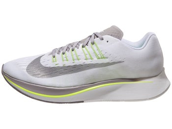 new product 8a9cd e277e Nike Zoom Fly Mens Shoes WhiteGunsmokeGrey