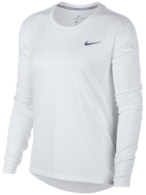 91b61509 Nike Women's Core Miler Long Sleeve Top