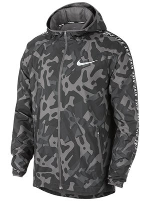 859c2a32a0e4 Nike Men s Essential Flash Graphic Jacket Hooded
