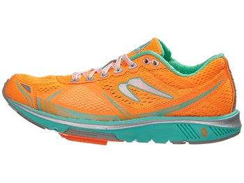 Newton Motion 7 Women s Shoes Orange Silver 055efd27086