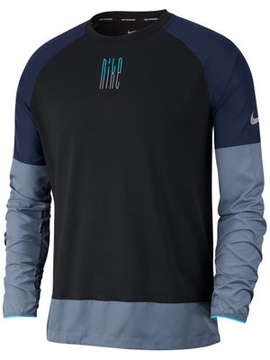 a51e13d2 Nike Men's Spring Element Mix Crew Top