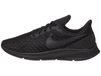 dbaa1137031d Nike Zoom Pegasus 35 Women s Shoes Black Grey White