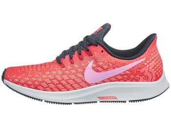 d5a601b3a Nike Zoom Pegasus 35 Women s Shoes Ember Glow Pink Grey