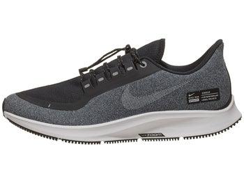 9f81a4be197 Nike Zoom Pegasus 35 Shield Men s Shoes Black White