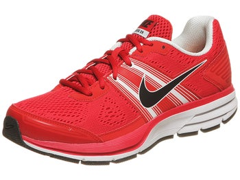 Nike Air Pegasus+ 29 Mens Shoes Red/Platinum/Blk