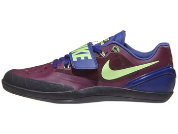 6791f8cd1a2c Nike Zoom Rotational 6 Unisex Throw Shoes Bordeaux Lim