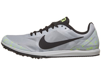 1fcfd09a94694 Nike Zoom Rival D 10 Women s Spikes Pure Platinum Bla