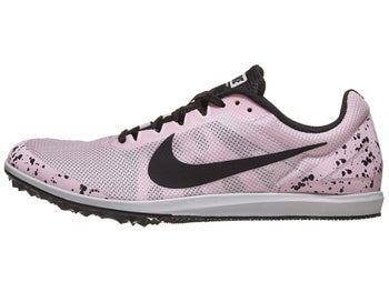 5fb48efb052 Nike Zoom Rival D 10 Women s Spikes Pink Foam Black