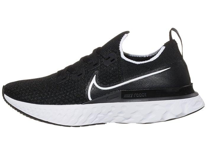 Asimilar Quemar Tahití  Nike React Infinity Run Flyknit Women's Shoes Black/Wht