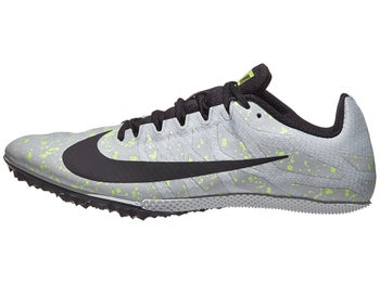 96441ccd Nike Zoom Rival S 9 Men's Spikes Pure Platinum/Black