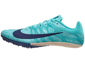 Nike Zoom Rival S 9 Women s Spikes Aurora Green Blue 1111b58553d