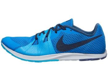 34d25ac1634c19 Nike Zoom Rival XC Men s Spikes Cobalt Blaze Obsidian