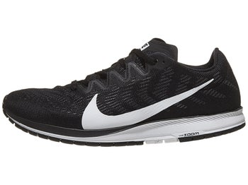 b9308305d9d Nike Zoom Streak 7 Unisex Shoes Black White Oil Grey