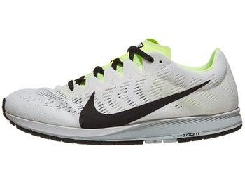 2f3c8b9c65cfc4 Nike Zoom Streak 7 Unisex Shoes PlatinumTint Black Volt
