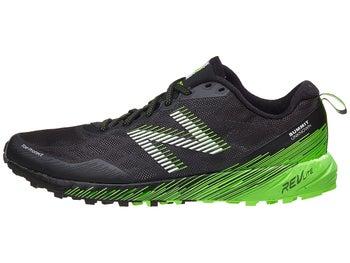 f4d3871fff013 New Balance Summit Unknown Men's Shoes Black/Lime
