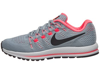 separation shoes 3adb8 50cfa ... Nike Zoom Vomero 12 Womens Shoes Wolf GreyBlackPunch ...