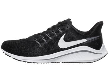 9d4f6837c0ce Nike Zoom Vomero 14 Men s Shoes Black White Grey