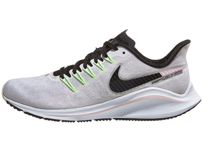 cheap for discount 0cc2a 8457f Nike Zoom Vomero 14 Women's Shoes Vast Grey/Black/Pink
