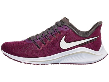 2ea6ca36d32 ... new zealand nike zoom vomero 14 womens shoes true berry white grey  73206 7e041